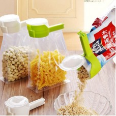 3 Pack - Food Sealing Clip With Pourer