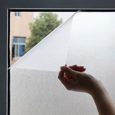 Frosted Opaque Window Privacy Film - Anti-UV