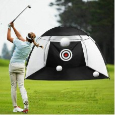 Golf Driving Net And Astro Turf Mat