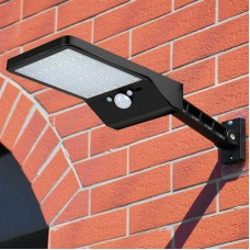 48 LED Solar Outdoor Light with Motion Detection + Remote Control