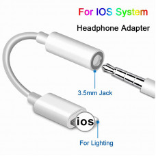 Apple iPhone Compatible Lightning To 3.5mm Jack Cable