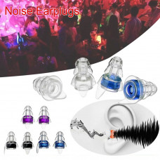 Anti-Snore Noise Cancelling Reusable Earplugs
