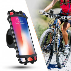 iPhone, Samsung, Pixel or Android Silicone Bike Holder