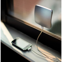 Portable Window Solar Charger - For Smartphones & Devices
