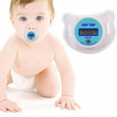 Digital Thermometer Dummy Pacifier