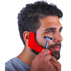 Beard Shaping Trimmer Template Comb Tool