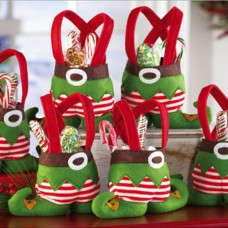 3 Elf Candy Pants Gift Stocking Fillers