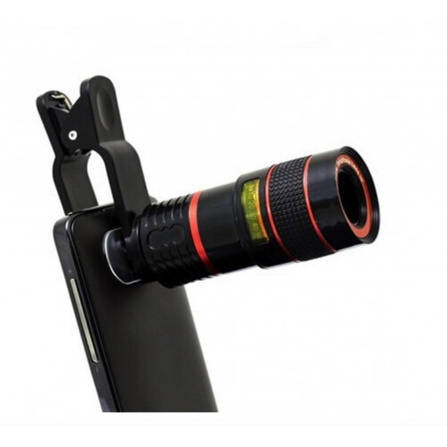 Universal 8X Optical Zoom Camera Lens for Smart Phone
