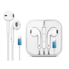 Earbud Headphones for Apple iPhone 7, 8, X, XR, XS, 11, 11 Pro Max, Handsfree With Mic