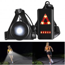 Rechargeable Waterproof Running Night LED Light